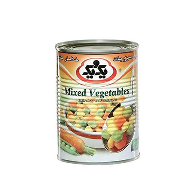 mixed-vegetable