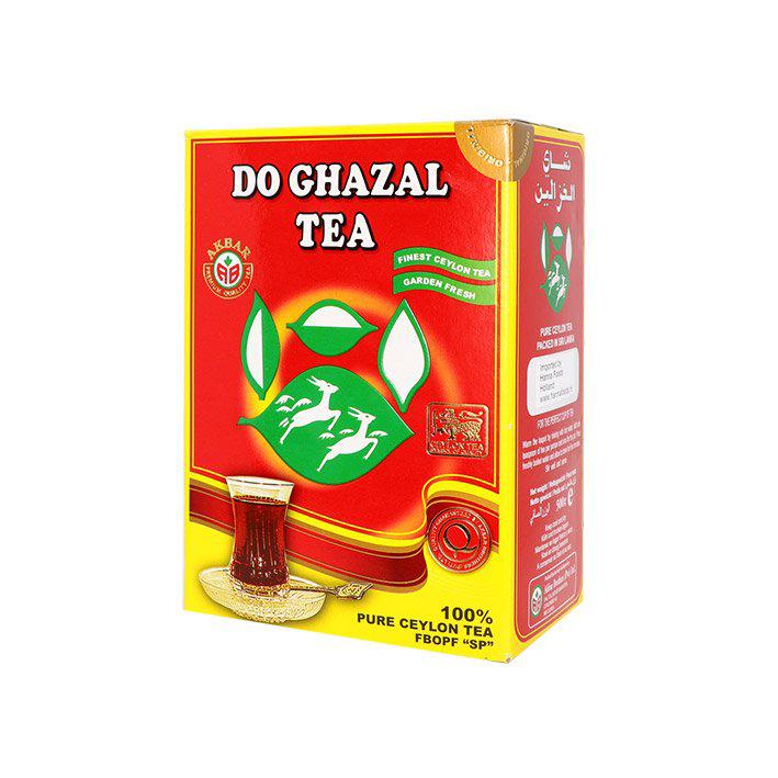 Do Ghazal Ceylon Tee