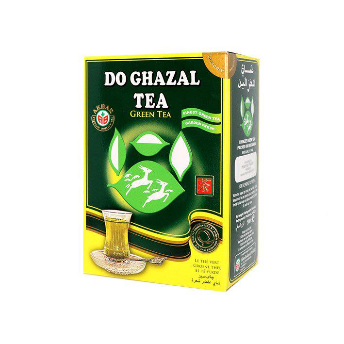 Do Ghazal Grüner Tee