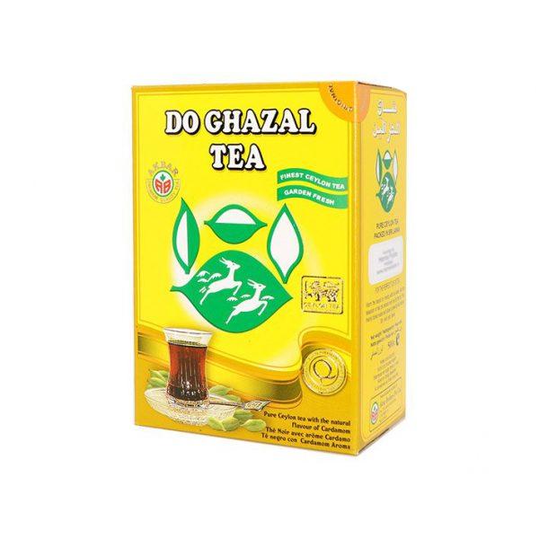 Do Ghazal Schwarzer Tee Cardamom