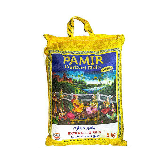 Pamir-Darbari-5Kg-Golden-Basmati-Reis