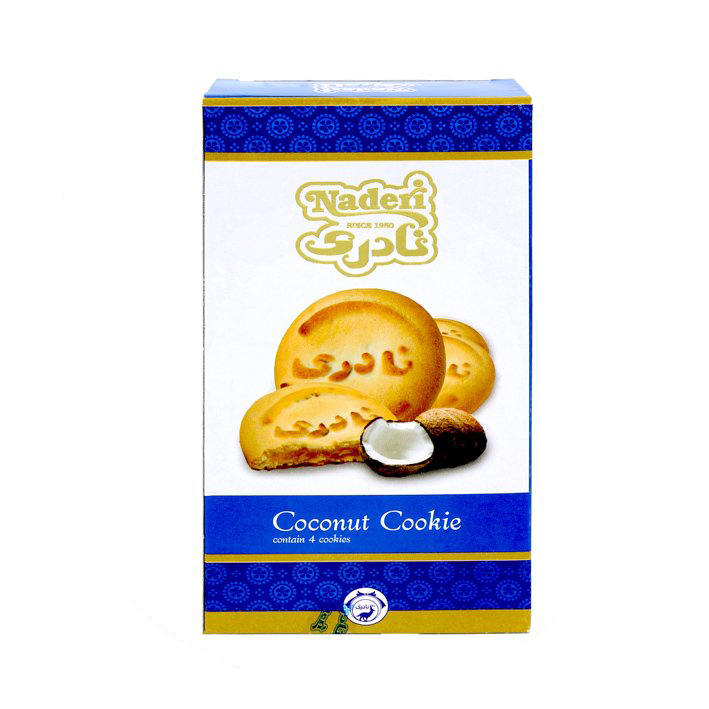 Naderi Kokosnuss Cookies