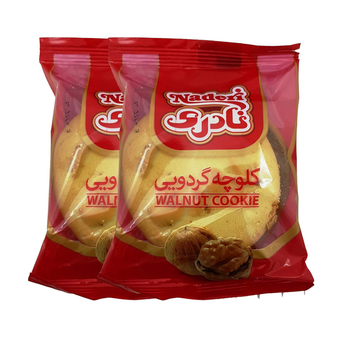 Naderi Walnuss Cookies