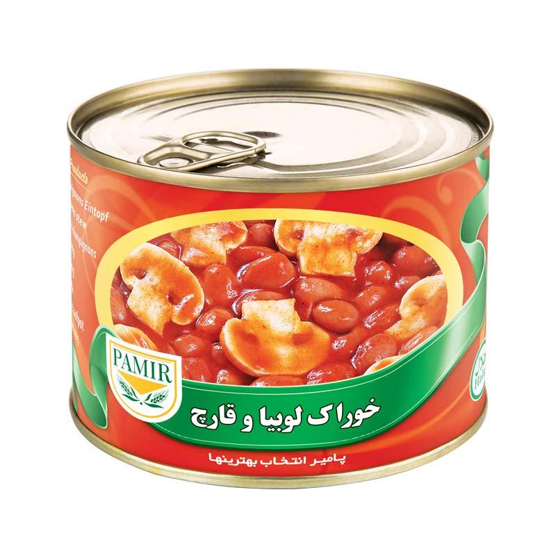 Bohnen und Pilz Pamir 450g