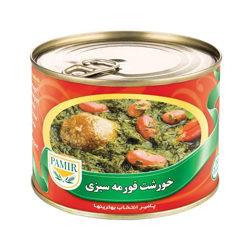 Eintopf Pamir Ghorme Sabzi 480g