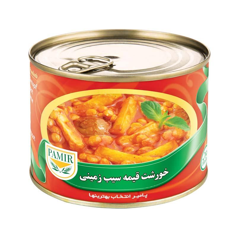 Eintopf Pamir Kartoffel 480g