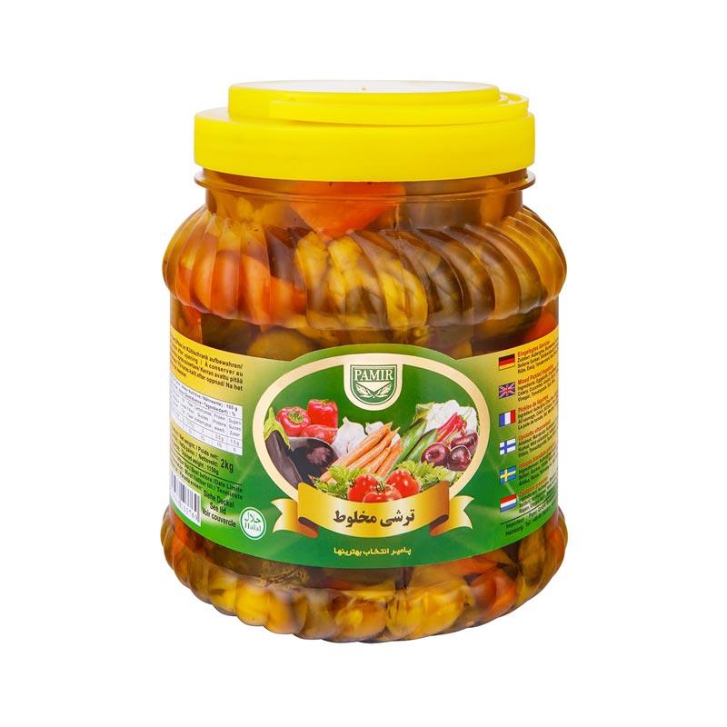 Gem. Gemüse Eingelegte Pamir 2.5kg