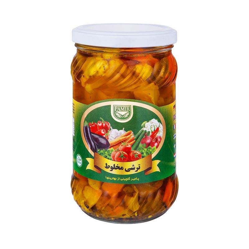 Gem. Gemüse Eingelegte Pamir 650g