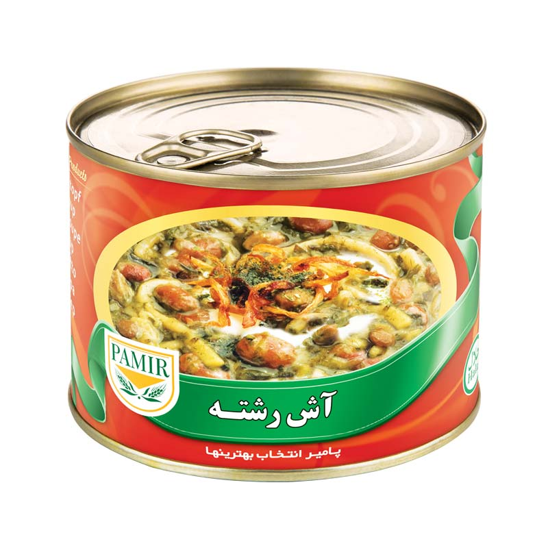 Nudel Suppe Pamir 480g